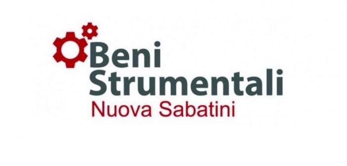 Beni Strumentali Nuova Sabatini
