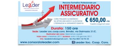 Percorso Formativo Professionale per Intermediario assicurativo